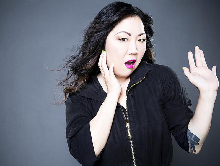 Margaret Cho / Selene Luna Danforth Music Hall, Toronto ON, May 3
