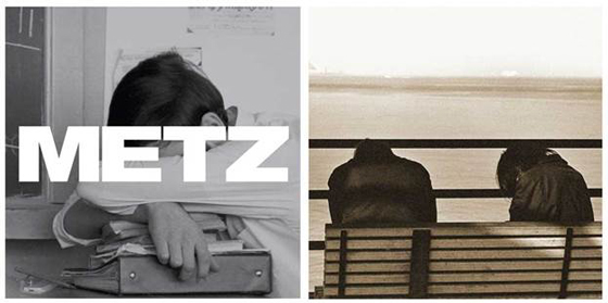 METZ Treat Their Albums to Expanded Vinyl Reissues