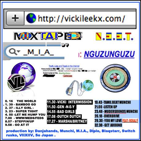 M.I.A. <i>Vicki Leekx</i>