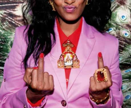 "M.I.A. ""atTENTion"""