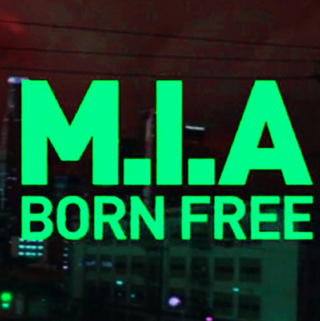 """Boogie Monster """"Born Free"""" (M.I.A. cover)"""