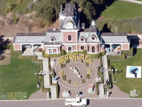 Michael Jackson's Neverland Ranch May Soon Be Sold