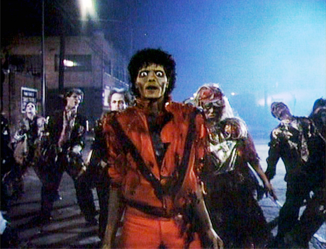 "Michael Jackson's ""Thriller"" Video to Get the 3D Treatment"