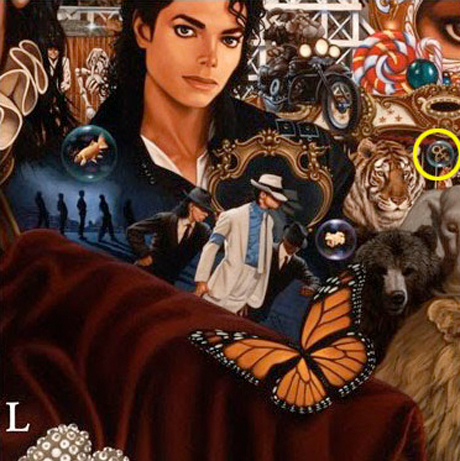 Prince's Symbol Found and Removed from Michael Jackson's New Album Cover