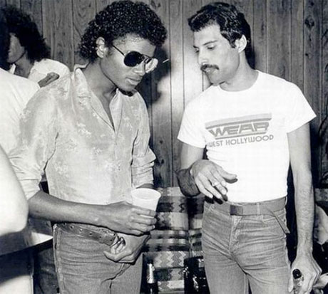 Michael Jackson and Freddie Mercury Duets to Receive Official Release