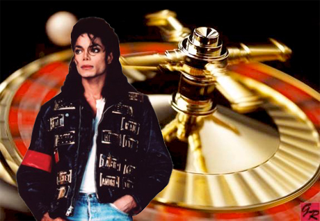 WTF: Michael Jackson's Hair Turned into Roulette Ball