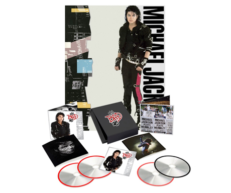 Michael Jackson's 'Bad' to Receive Deluxe Reissue Treatment