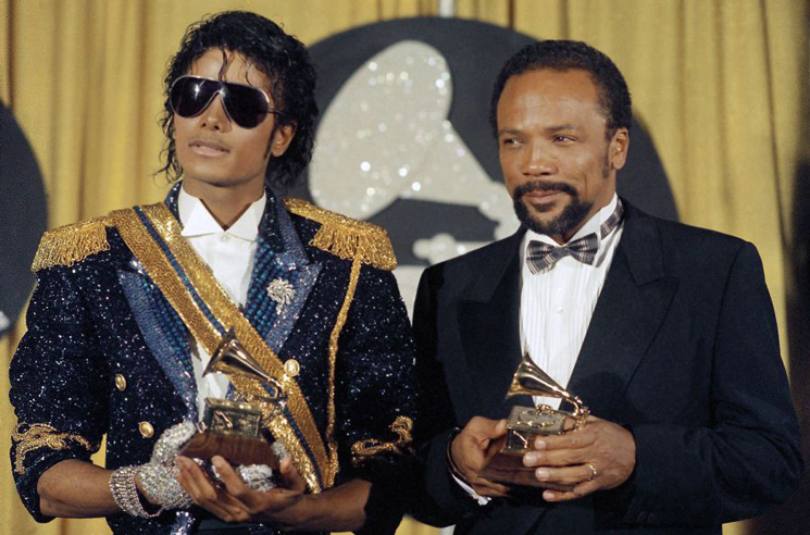 Michael Jackson's Estate Forced to Fork Over More Than $9 Million in Royalties to Quincy Jones