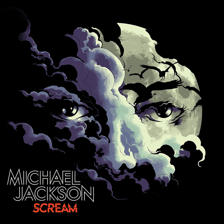 Michael Jackson's Estate Announces Halloween 'SCREAM' Comp