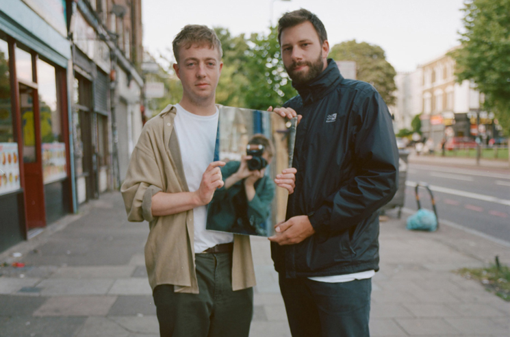 Mount Kimbie Plot North American Tour, Share New Track with King Krule