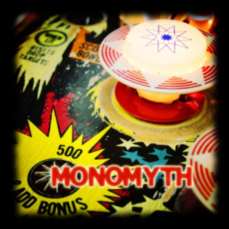 Monomyth 'Pinball Session' (live-in-studio)