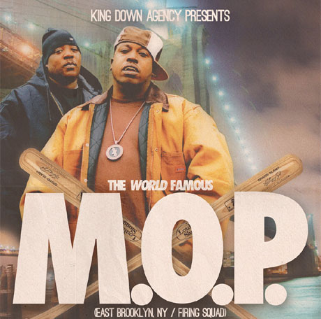 M.O.P. Announce Canadian tour