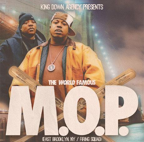 M.O.P. Announce Canadian tour