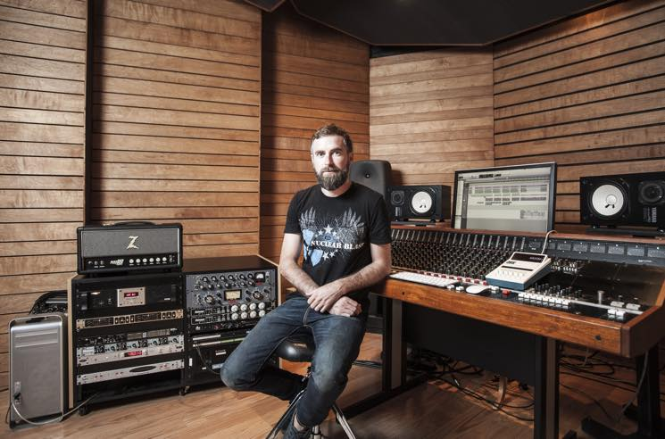 Music School: Where I Play Northern Studio