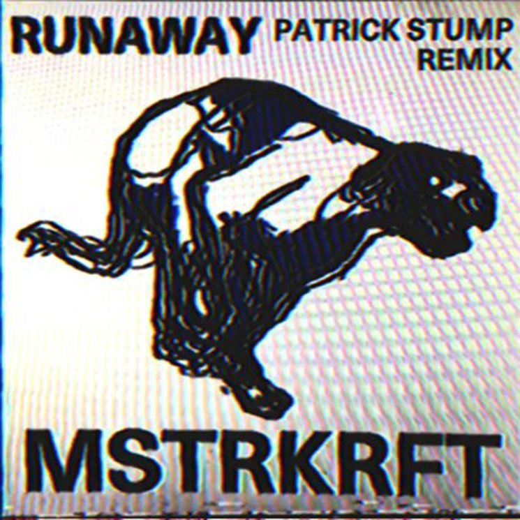 "MSTRKRFT ""Runaway"" (Patrick Stump remix)"