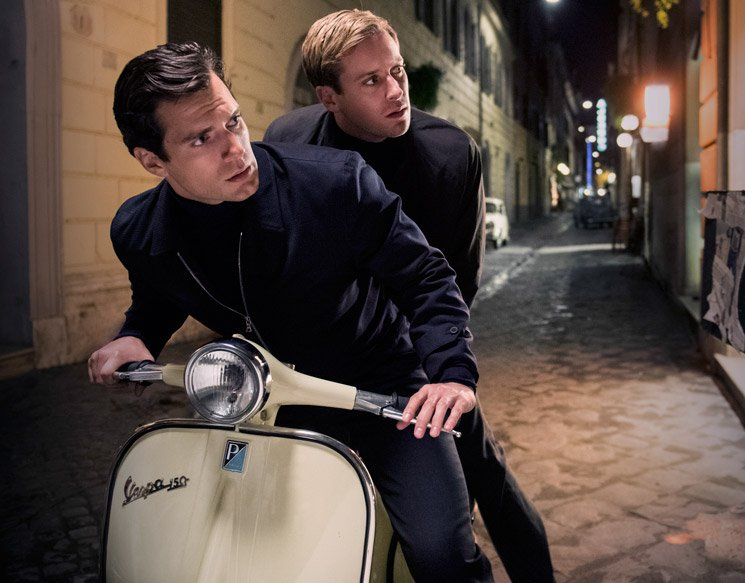 The Man from U.N.C.L.E. Guy Ritchie
