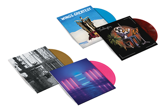 Paul McCartney Announces New Batch of Reissues