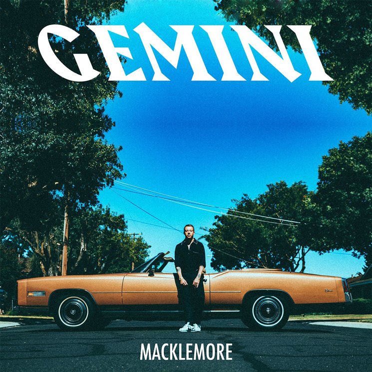 Macklemore Announces Solo 'Gemini' LP