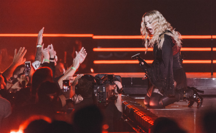 Madonna Air Canada Centre, Toronto ON, October 5
