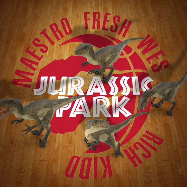 "Maestro Fresh Wes ""Jurassic Park"" (prod. by Rich Kidd)"
