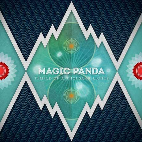 Magic Panda Temple of a Thousand Lights
