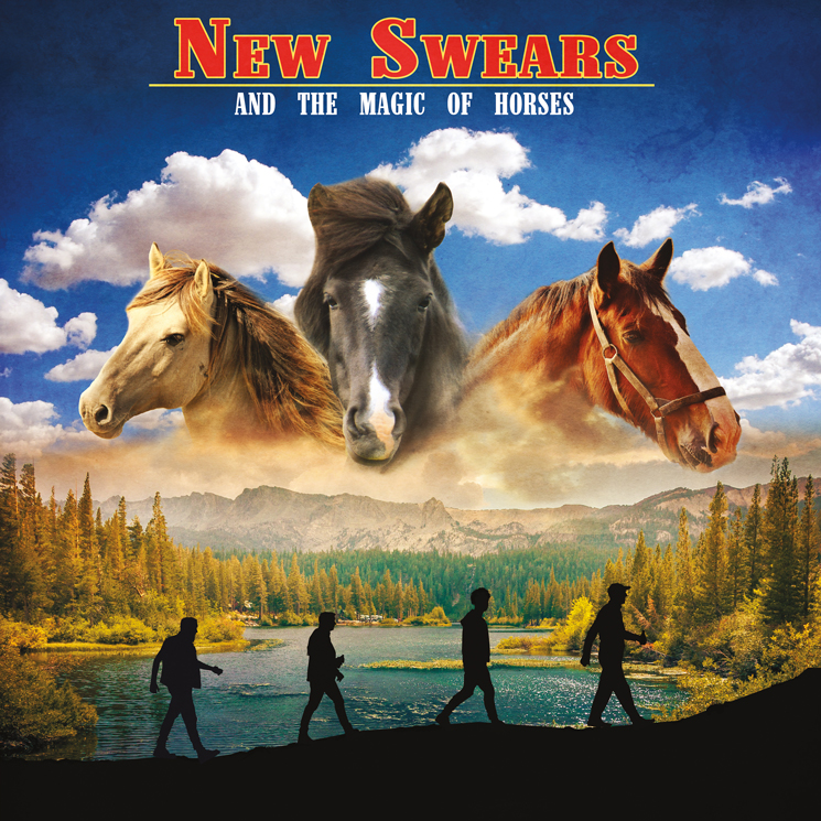 New Swears Announce 'And the Magic of Horses' LP, Share New Track