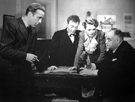 The Maltese Falcon [Blu-Ray] John Huston
