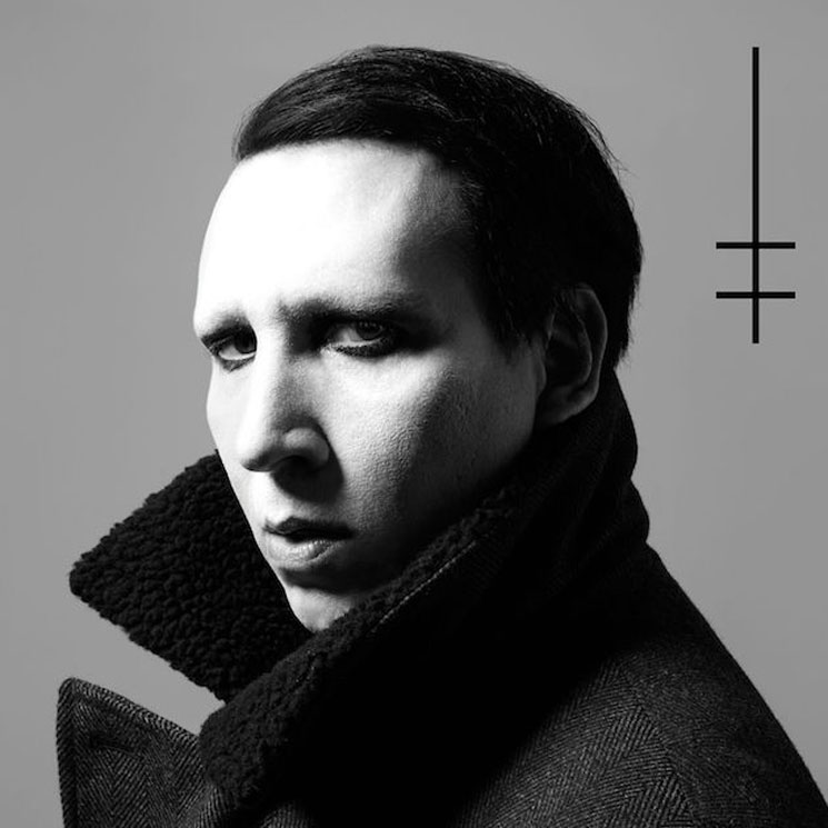 Marilyn Manson 'Heaven Upside Down' (album stream)
