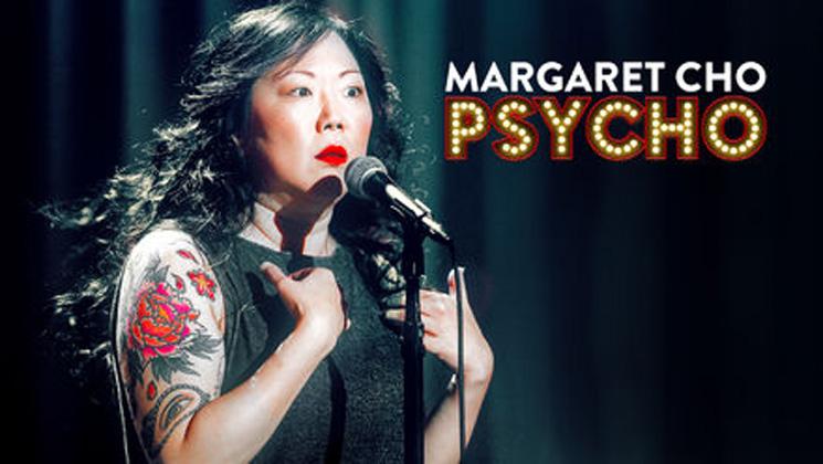 Margaret Cho PsyCHO
