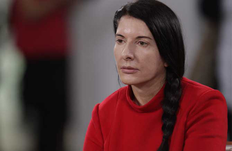 Marina Abramović: The Artist is Present Matthew Akers