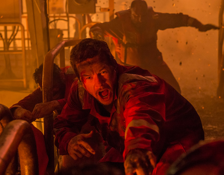 Deepwater Horizon Directed by Peter Berg
