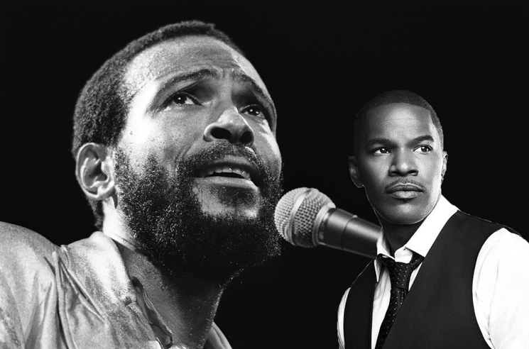 Jamie Foxx Producing Marvin Gaye Biopic