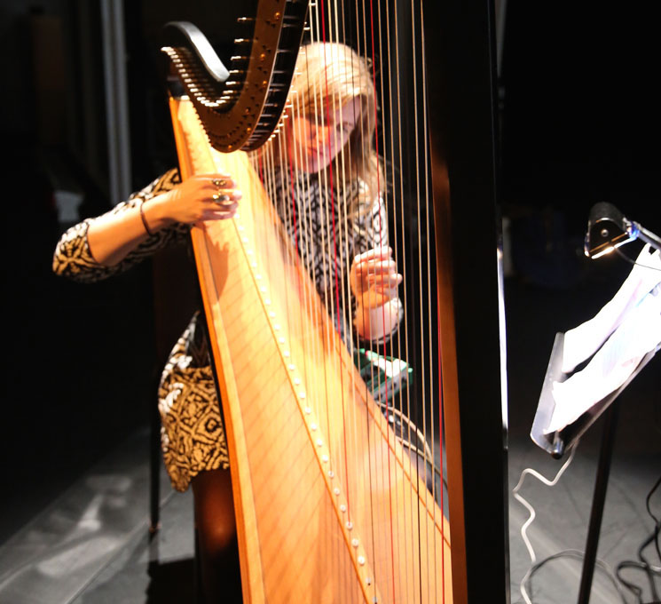 Mary Lattimore on Exploring Harp, Writing Instrumentals with Emotion and Life in L.A.
