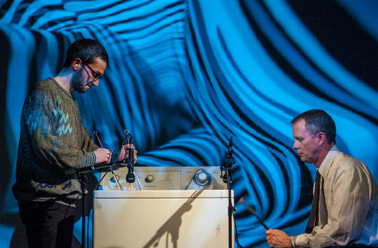 Matmos / Jeff Carey / Bully Fae Western Front, Vancouver BC, December 8