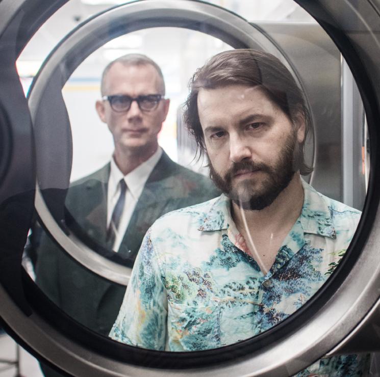 Matmos Laundry Day