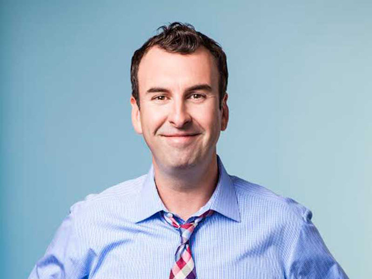 Matt Braunger Comedy Bar, Toronto ON, February 23