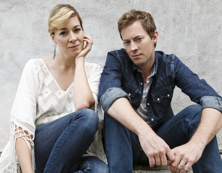 Matthew and Jill Barber Share Folk Vision on 'The Family Album'