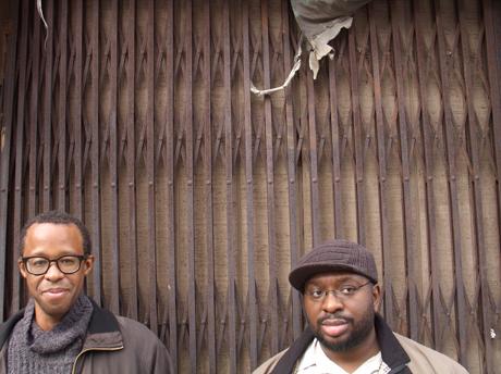 Darius Jones & Matthew Shipp Cosmic Lieder