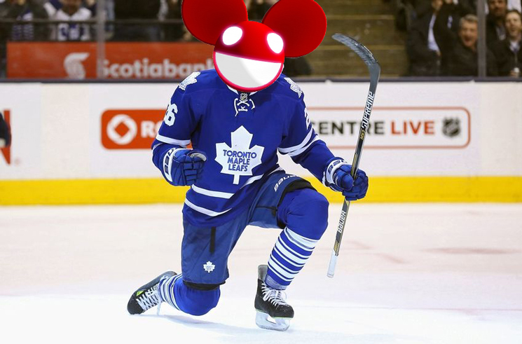 Deadmau5 Will Debut a New Track at the Toronto Maple Leafs Home Opener