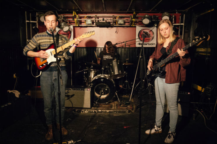 Mauno Distortion, St. John's NL, April 23
