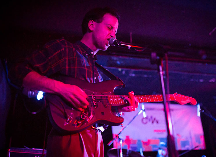 Mauno The Garrison, Toronto ON, May 10