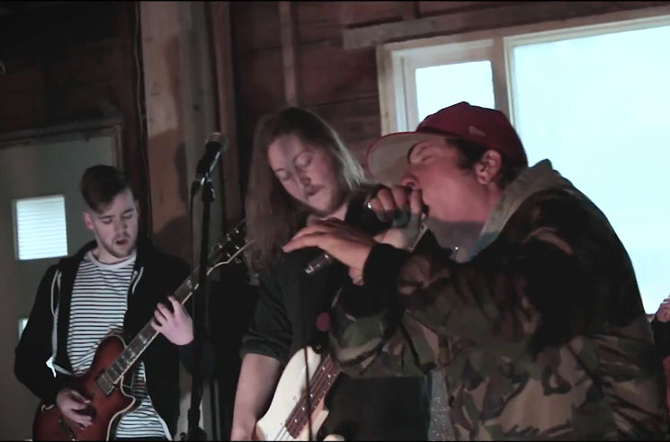 "Mayfield ""Corroding"" (video)"