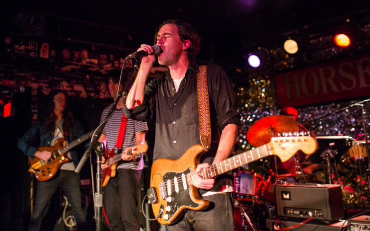 Cass McCombs / Delicate Steve The Horseshoe Tavern, Toronto ON, October 26