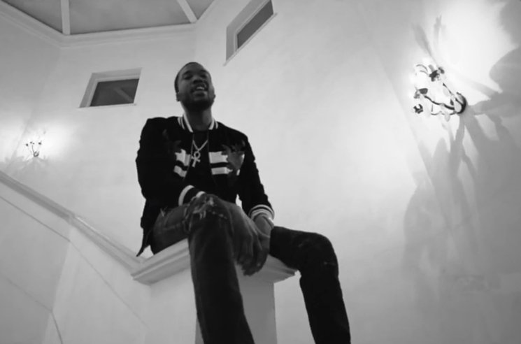 "Meek Mill Gets His ""Shine"" in New Video"