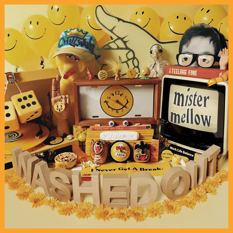 Washed Out 'Mister Mellow' (album stream)