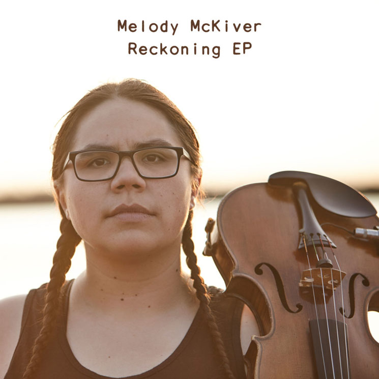 Melody McKiver Reckoning EP