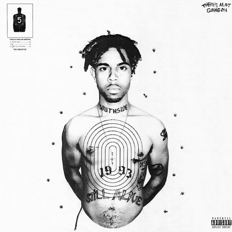 Vic Mensa Releases 'There's Alot Going On'