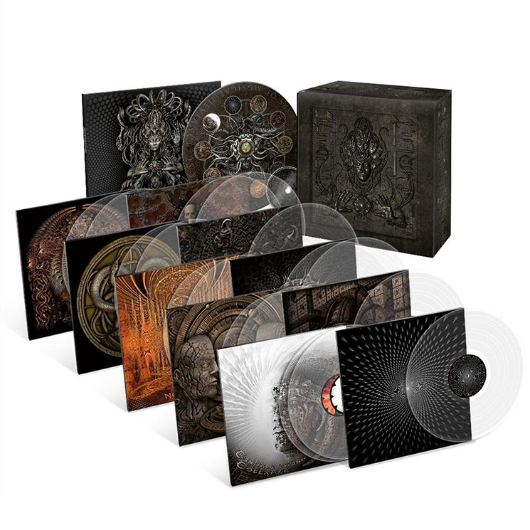 Meshuggah Unveil Career-Spanning Vinyl Box Set