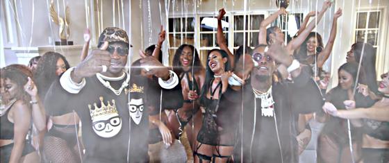 """Gucci Mane """"Met Gala"""" (ft. Offset) (video)"""