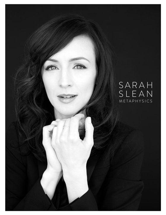 Sarah Slean Returns with 'Metaphysics' Album